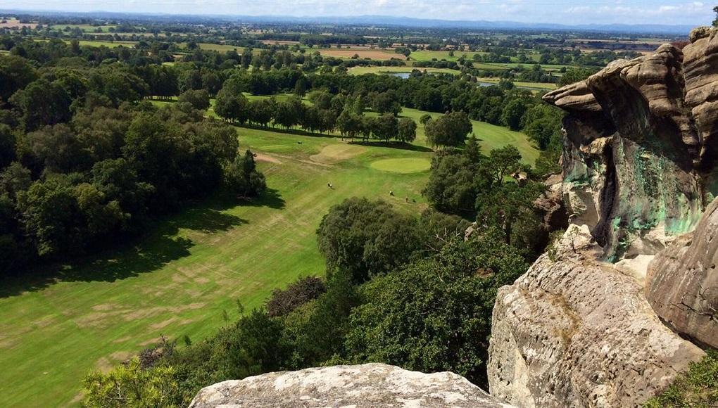 Match Vs The Schools' – Hawkstone Park
